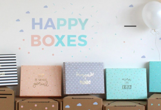 Happy Boxes